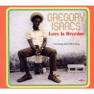 Gregory Isaacs, Love Is Overdue: The Classic GG's Recordings (CD)