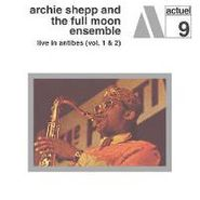 Archie Shepp, Live In Antibes (Vol. 1 & 2) (CD)