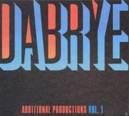 Dabrye, Additional Productions Vol. 1