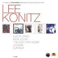 Lee Konitz, The Complete Remastered Recordings on Black Saint & Soul Note (CD)
