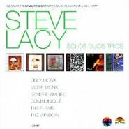 Steve Lacy, The Complete Remastered Recordings (CD)