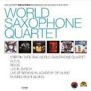 World Saxophone Quartet, The Complete Remastered Recordings On Black Saint & Soul Note [Box Set] (CD)