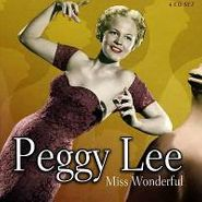 Peggy Lee, Miss Wonderful [Box Set] (CD)