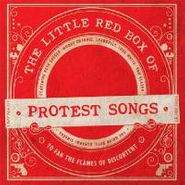 Various Artists, Little Red Box Of Protest Songs (CD)