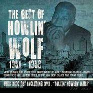 Howlin' Wolf, The Best Of Howlin' Wolf: 1951-1958 (CD)