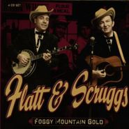 Flatt & Scruggs, Foggy Mountain Gold (CD)