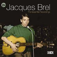 Jacques Brel, The Essential Recordings (CD)