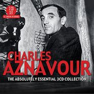 Charles Aznavour, The Absolutely Essential 3CD Collection (CD)