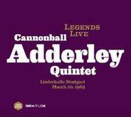 Cannonball Adderley, Legends Live: Stuttgart 1969 (CD)