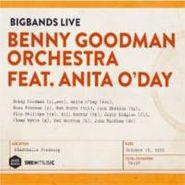Benny Goodman, Big Bands Live: Benny Goodman Orchestra feat. Anita O'Day (CD)