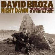 David Broza, Night Dawn: Unpublished Poetry (CD)