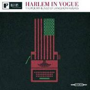 Langston Hughes, Harlem In Vogue Poetry & Jazz (CD)