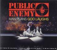Public Enemy, Man Plans God Laughs (CD)
