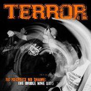 Terror, No Regrets No Shame-Bridge Nin (LP)