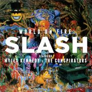 Slash, World On Fire (LP)