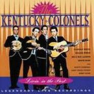 The Kentucky Colonels, Livin' In The Past: Legendary Live Recordings (CD)