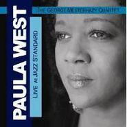 Paula West, Live At Jazz Standard (CD)