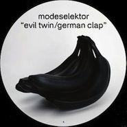 "Modeselektor, Evil Twin/German Clap (12"")"