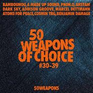 Various Artists, 50 Weapons #30-39 (CD)