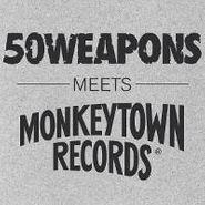 "Various Artists, 50 Weapons Meets Monkeytown Records (12"")"