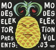 Various Artists, Modeselektor Presents Modeselektion Vol. 03 (CD)
