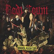 Body Count, Manslaughter (CD)