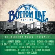 Various Artists, The Bottom Line Archive Series: In Their Own Words Vol. 1 (CD)