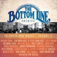 Various Artists, The Bottom Line Archive Series: In Their Own Words Vol. 2 (CD)