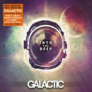 Galactic, Into The Deep (CD)