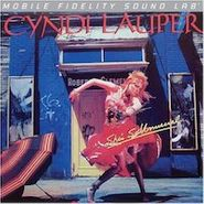 Cyndi Lauper, She's So Unusual [MFSL] (LP)