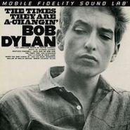Bob Dylan, Times They Are A-Changin' [MFSL180 Gram Vinyl] [180 Gram Vinyl] [Limited Edition] (LP)