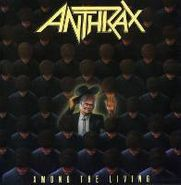 Anthrax, Among The Living (LP)
