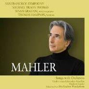 Gustav Mahler, Mahler: Songs With Orchestra - Lieder eines fahrenden Gesellen / Ruckert-Lieder / Des Knaben Wunderhorn (CD)
