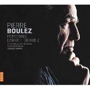 Pierre Boulez, Boulez :Memoriale Derive 1 & 2 (CD)