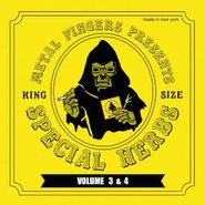 Metal Fingers, Special Herb Vols. 3 & 4 (CD)