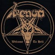 Venom, Welcome To Hell (CD)