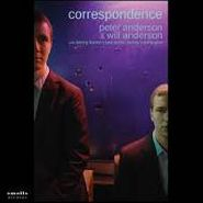 Peter Anderson, Correspondence (CD)