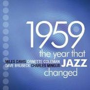 Various Artists, 1959: The Year Jazz Changed (CD)