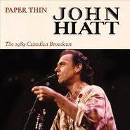 John Hiatt, Paper Thin (CD)