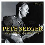 Pete Seeger, Live At Mandel Hall 1957 (CD)