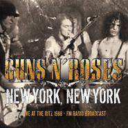 Guns N' Roses, New York, New York (CD)
