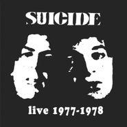 Suicide, Live 1977-78 (CD)