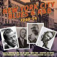 Various Artists, New York City Blues & R&B: 1949-54