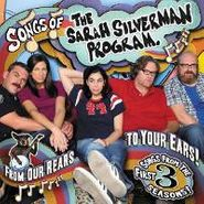 Sarah Silverman, Songs Of The Sarah Silverman Program: From Our Rears To Your Ears (CD)