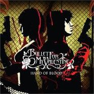 Bullet for My Valentine, Hand of Blood (CD)