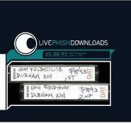 Phish, Live Phish Downloads: 05.08.93 UNH Fieldhouse, Durham, NC (CD)
