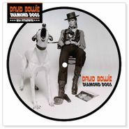 """David Bowie, Diamond Dogs [40th Anniversary Edition] [Picture Disc] (7"""")"""