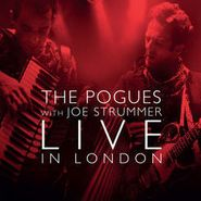 The Pogues, Live With Joe Strummer [2LP Red Vinyl] [Record Store Day] (LP)