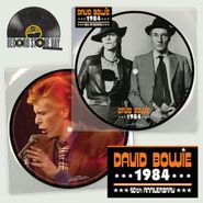 "David Bowie, 1984 [Picture Disc] [Record Store Day] (7"")"