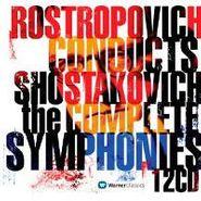 Dmitri Shostakovich, Shostakovich: Symphonies 1-15 (CD)